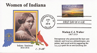 Indiana Woman Madam C.J. Walker