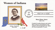 Indiana Woman Mary Ahern