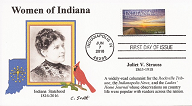 Indiana Woman Juliet Strauss